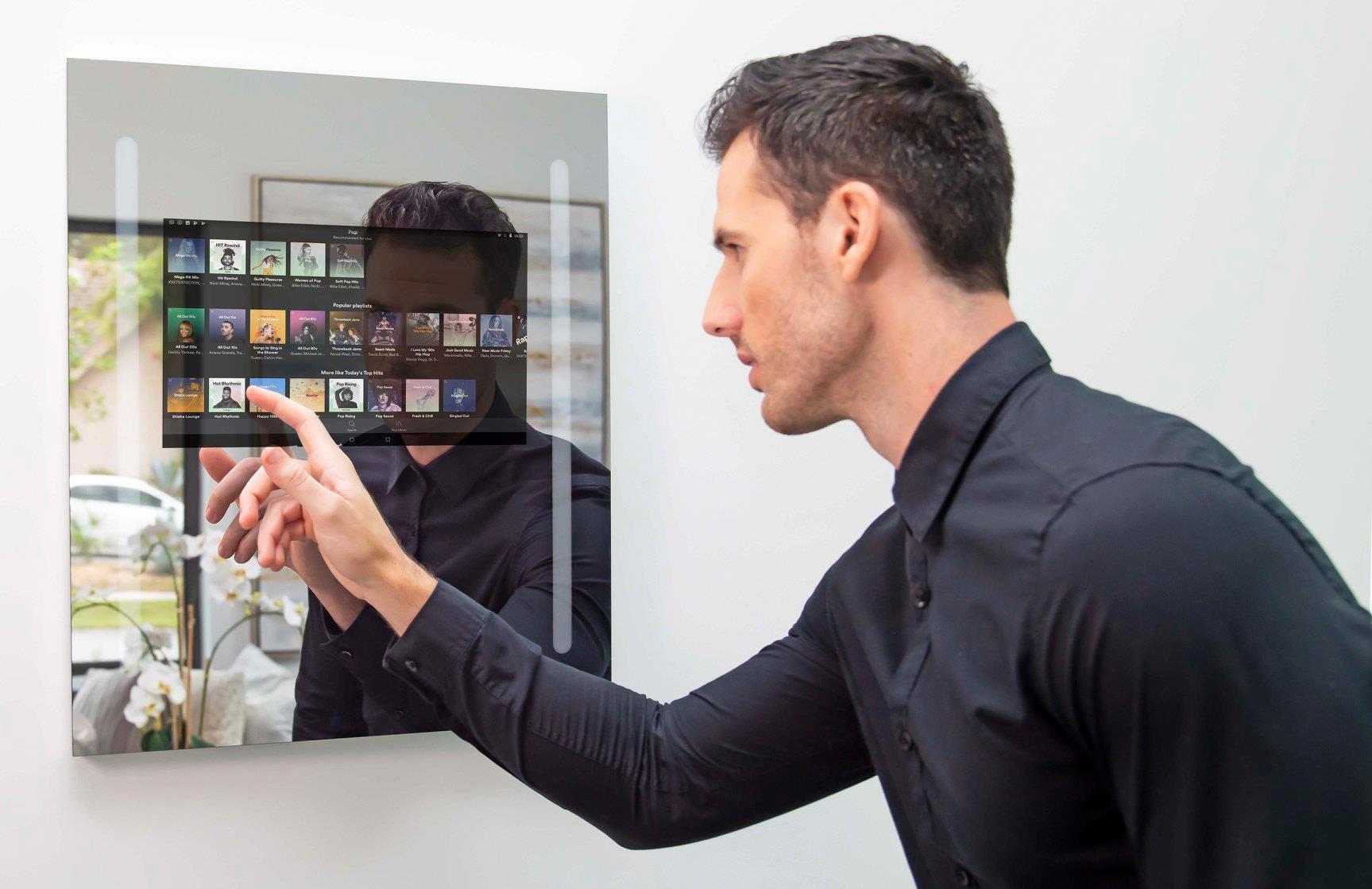 آینه هوشمند چیست