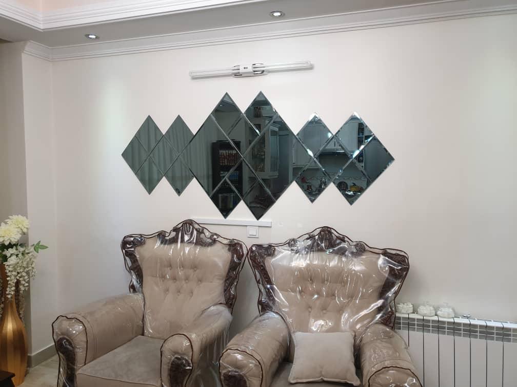 پروژه آینه دیواری
