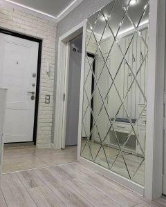 پروژه آینه کاری منزل