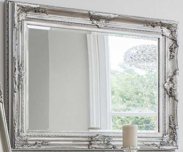 آینه کریستال در دکوراسیون