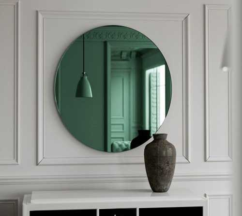 ساخت آینه رنگی