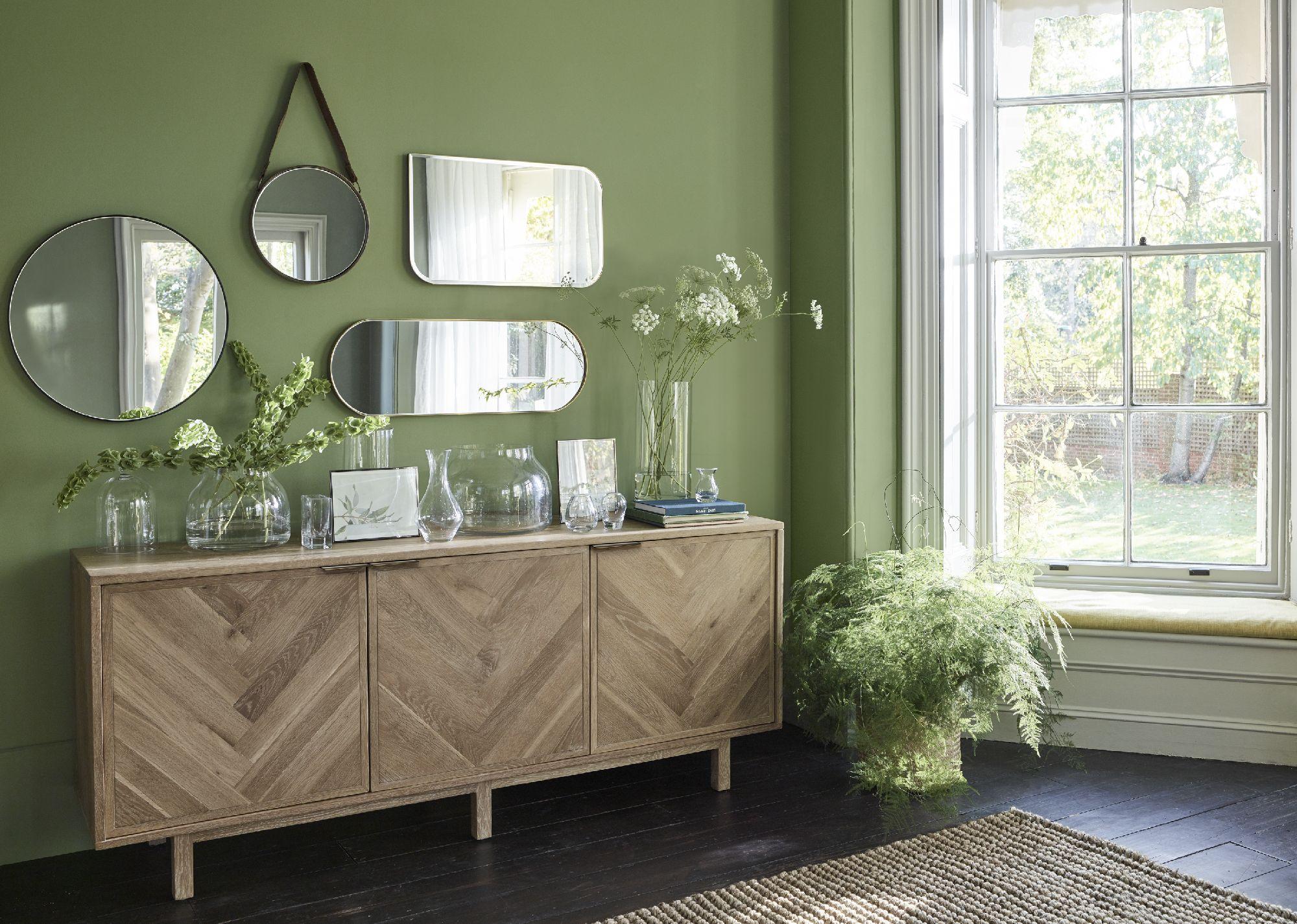 آینه سبز