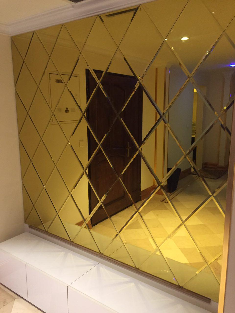 قیمت آینه ی طلایی