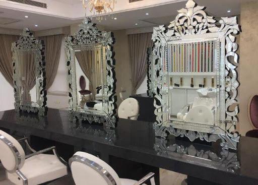 تاریخچه آینه های ونیزی