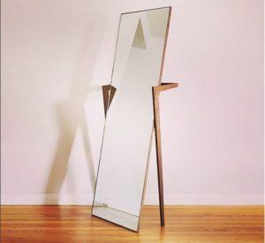 انواع آینه های قدی پایدار
