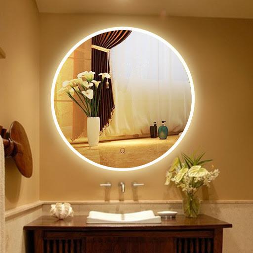 انواع آینه های لمسی