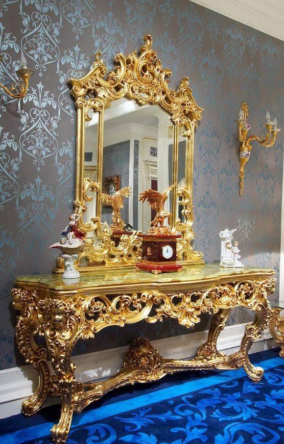 راهنمای خرید آینه کنسول سلطنتی