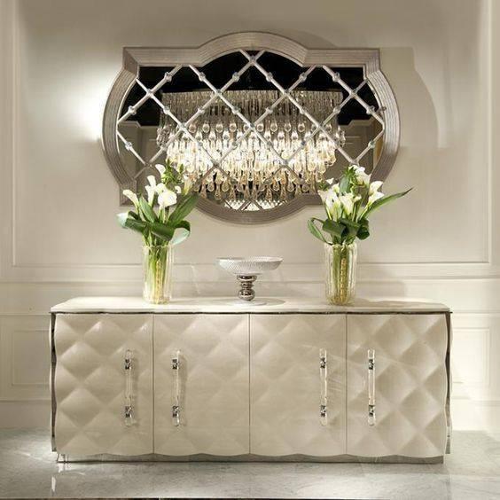 آینه های سفید