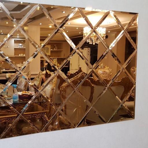 آینه لوزی و آینه لوزی مثلث