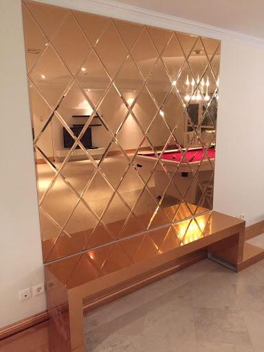 آینه برنز