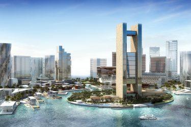 کاربرد شیشه و آینه در کشور بحرین