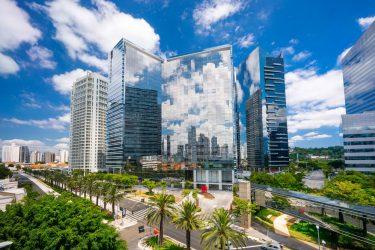 کاربرد آینه و شیشه در کشور برزیل