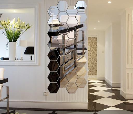فروش بهتر خانه با دکوراسیون آینه
