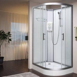 لذت دوش گرفتن در کابین های دوش حمام