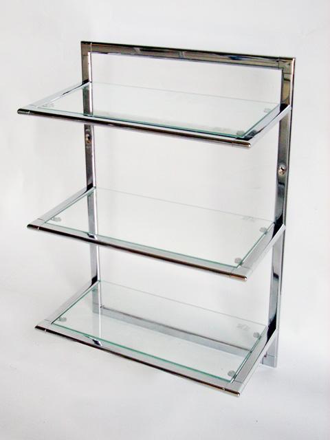 قفسه های شیشه ای معتدل