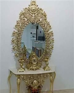 قیمت آینه برنز