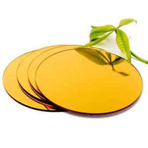 قیمت آینه طلایی