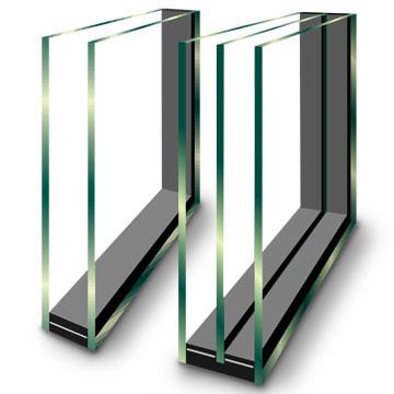 شیشه های دوجداره کنترل کننده انرژی