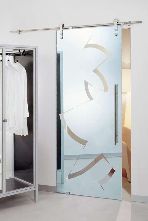 کاربرد شیشه سند بلاست در دکوراسیون منزل