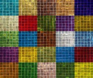 نحوه تولید آینه های رنگی