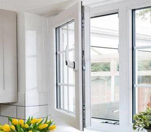 مزیت وجود لایه متمایز کننده پنجره های ترمال بریک