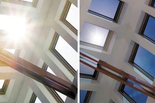 شیشه فتوکرومیک