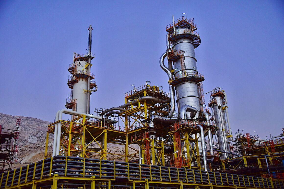 کاربرد شیشه در صنایع نفت و گاز