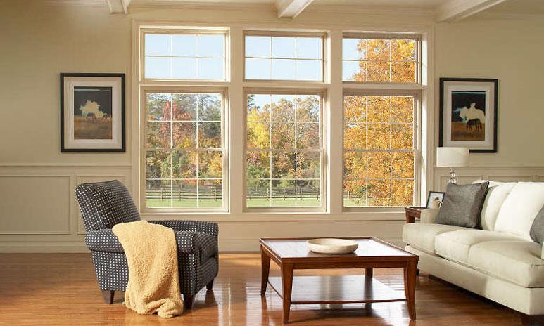 تفاوت پنجره های دوجداره با پنجره های سه جداره