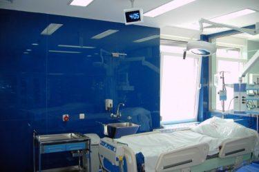 کاربرد شیشه در بیمارستان