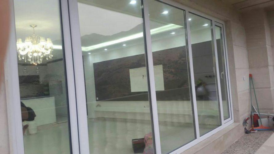 شیشه های دودبند پنجره دوجداره