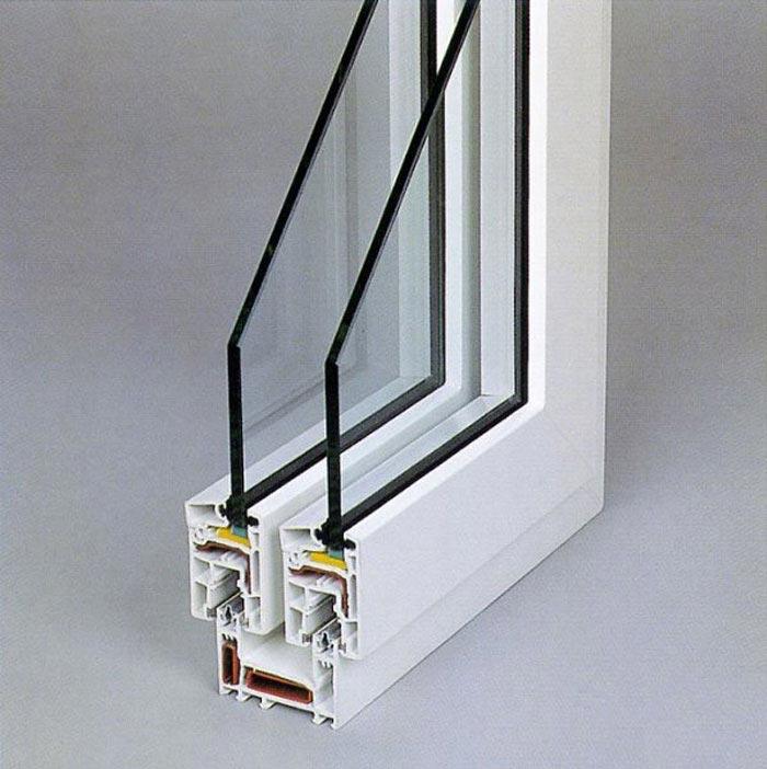 شیشه دو جداره در ساختمان