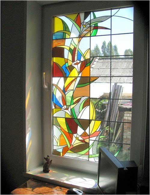 شیشه های پنجره