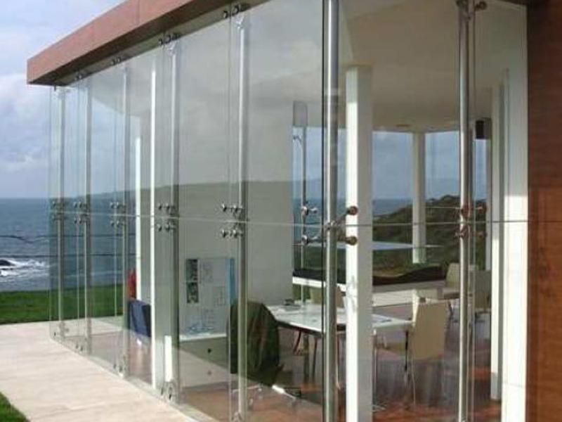 کاربرد شیشه های سکوریت