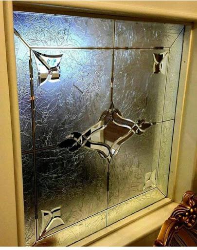 شیشه های تزیئنی