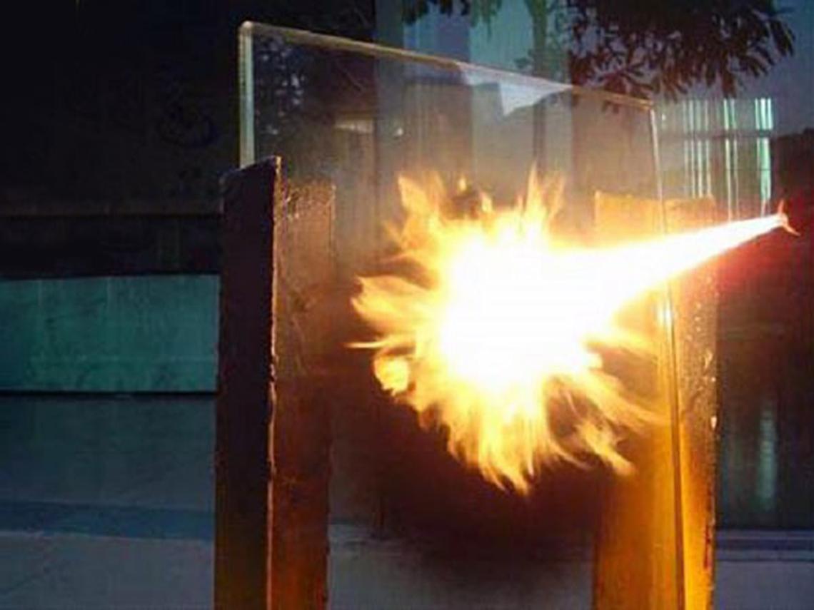 کاربردهای شیشه های ضد انقباض